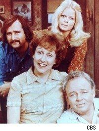 All In the Family - Mike aka Meathead reminds me (looks wise) alot of my estranged father!!!