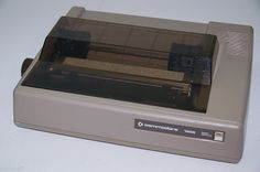 Vintage Commodore Computer 1526 Dot Matrix Printer