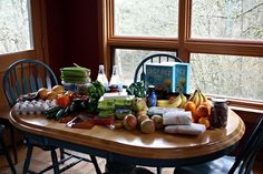 A Week of Food, for a (mostly) Paleo Family of Four