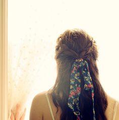 hair ribbon