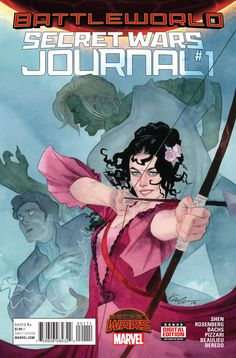 Secret Wars Journal #1 Review - What's on the Hill