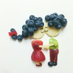Because I LOVE YOU berry much.