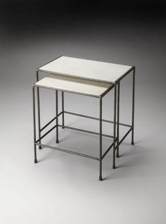 2870330 - CARRERA MARBLE NESTING TABLES