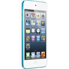 Apple iPod touch 64GB Blue (5th Generation) NEWEST MODEL  Price:	$379.00