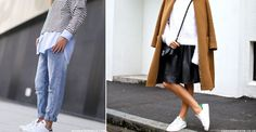 20 Ways To Wear Stan Smiths | sheerluxe.com