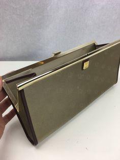 70s RARE DIOR clutch   canvas monogram   elegant clutch   dior vintage bag    timeless dior   christian dior bag   prom   coctail bag dior 0585aa784f975