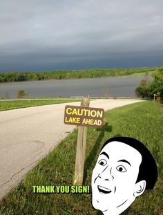 You Dont Say Sign - www.funny-pictures-blog.com