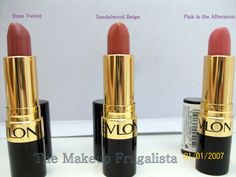 I would die if they discontinued Rose Velvet..it is the perfect your lips but better shade...