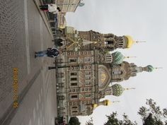 Church of the Blood, St. Petersburgh