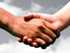 Greeter Training Handshake