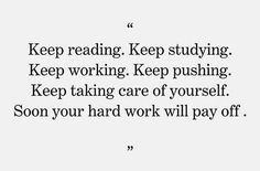 It will pay off #hardworkpays #study // follow us @motivation2study for daily inspiration