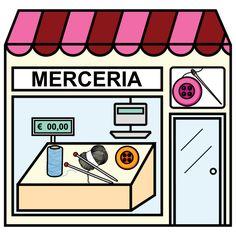 Pictogramas ARASAAC - Mercería.