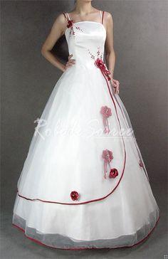 Robe de Mariée Couleur-robe de mariée sur mesure