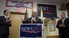 Gingrich to suspend campaign Tuesday
