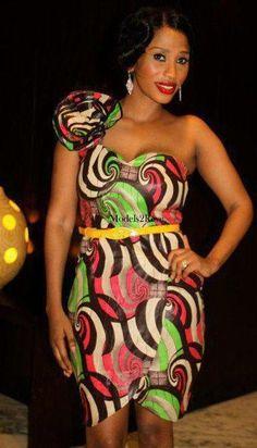 Kiki's Fashion: Mange looking Hawt in Kiki's Kitenge dress ~African Prints, African women dresses, African fashion styles, african clothing African Fashion Designers, African Inspired Fashion, African Men Fashion, African Dresses For Women, Africa Fashion, African Attire, African Wear, African Fashion Dresses, African Women