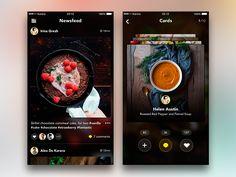 40 вдохновляющих примеров мобильного дизайна | Say-hi