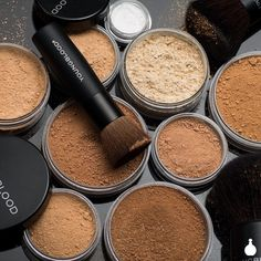 #repost @apotheca_beauty  Our Natural Mineral Foundation is perfect for achieving a flawless base with buildable coverage and a soft radiance! . . . #ybcosmetics #cosmetics #youngblood #youngbloodcosmetics #makeup #makeupofig #makeupoftheday #motd #love #amazing #flawless #foundation #makeupbeauty #beauty #beautyofig