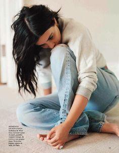 Kim Kardashian Vogue Spain