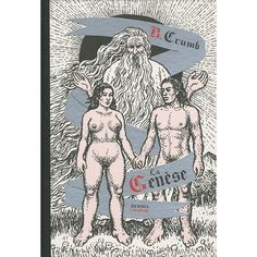 THE BOOK OF GENESIS by ROBERT CRUMB!