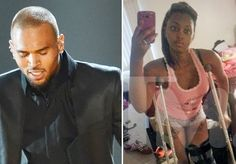 THIS IS THE CHRONICLES OF EFREM: Chris Brown Counter Suing Club Accuser!