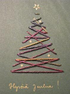 もらってハッピーな気分になれる!クリスマスカードのデザイン特集! - POPTIE(ポップタイ)