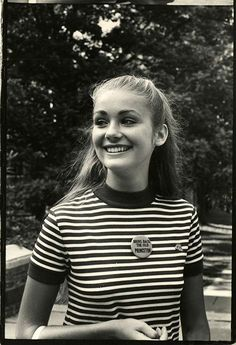 1969: Princeton's first women's admission.