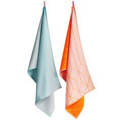 S Tea towels, Hanging Grid