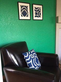 Mrs. Frugal Franny / Easy DIY Fabric Art!