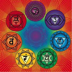 Tantra-Chakra Kundalini - The flow sheep Arte Chakra, Chakra Art, Chakra Healing, Free Illustrations, Illustration Art, Chakra Painting, Dot Painting, Kundalini Meditation, Guided Meditation