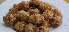 Haferflockenplätchen (galletas alemanas de copos de avena) Brownies, Cereal, Oatmeal, Grains, Cookies, Breakfast, Food, World, Oat Cookies