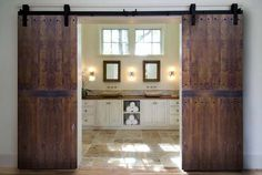 Wooden Doors - Solid Lenga Wine Staves Line / Ignisterra