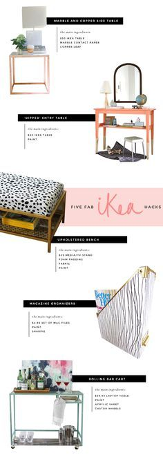 Don't miss out on these amazing Ikea hacks!