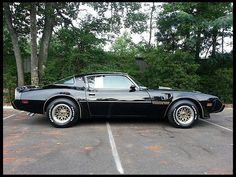 1979 Pontiac Trans Am Automatic for sale by Mecum Auction 1979 Pontiac Trans Am, Pontiac Firebird Trans Am, Classic Trucks, Classic Cars, Chevy Classic, Smokey And The Bandit, Pontiac Cars, Old School Cars, Garage