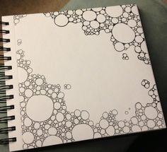 Bubbles inside, outside, sidebyside!