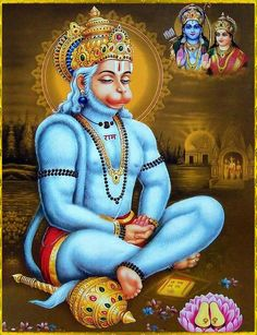 Anjaneya in penance Shri Ram Wallpaper, Hd Wallpaper, Hanuman Ji Wallpapers, Hanuman Images, Krishna Images, Hanuman Chalisa, Lord Murugan, Hindu Deities, Lotus Tattoo