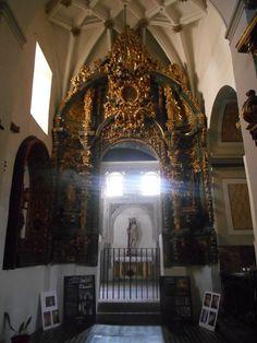 Iglesia de los Santos Justo y Pastor. Capilla del Corpus Christi.