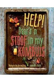 Nuus - eBoeke: Help Daars 'n Stoof in my Kombuis