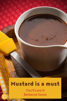 You'll Love it BBQ Sauce.  The name says it all! #Spreadthemustard #BBQSauce #GrillTime