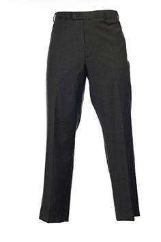 Tasso Elba Brown Flat Front Dress Pants | Size 42x32 Mens Dress Pants, Men Dress, Brown Flats, Elba, Sweatpants, Suits, Dresses, Fashion, Vestidos
