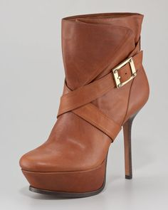 Rachel Zoe - Michelle Platform Leather Boot