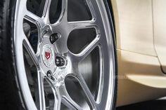 textured-gold-bmw-m6-on-vossen-wheels-rim