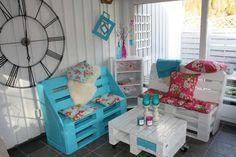 Love the colors! 1001pallets.com