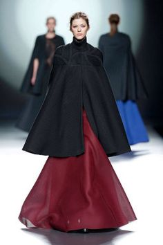 Fashion Week Madrid: Amaya Arzuaga