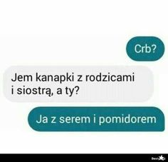 Funny Sms, Funny Text Messages, Wtf Funny, Funny Cute, Funny Texts, Hilarious, Funny Images, Funny Pictures, Polish Memes