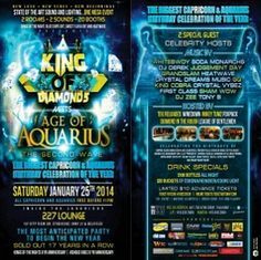 King Of Diamonds 3 meets Age Of Aquarius The Second Wave Check it out