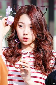 "Kang Mina - Gugudan The Show Fanmanager Event © mu9gle ❀ do not crop or edit. """