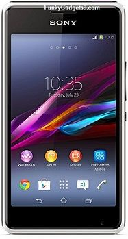 Sony Xperia E1 Dual Full Phone Specifications with Price