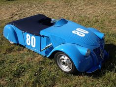 2cv6, Pedal Cars, Top Cars, Car Car, Car Show, Concept Cars, Cars And Motorcycles, Volkswagen, Racing