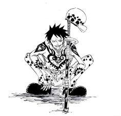 Law - One Piece