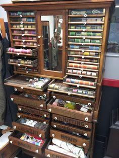 vintage thread case #sewing #quilting | antique & vintage - older